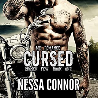 Cursed     Chosen Few, Book One              By:                                                                                                                                 Nessa Connor                               Narrated by:                                                                                                                                 Andy E. Ross                      Length: 3 hrs and 31 mins     1 rating     Overall 4.0
