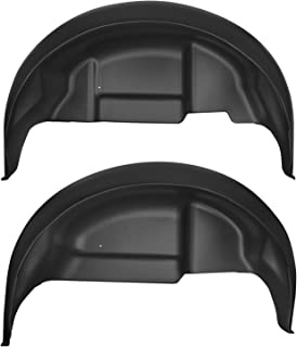 Husky Liners Fits 2017-18 Ford F-150 Raptor Rear Wheel Well Guards