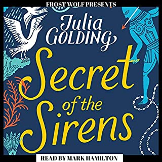 Secret of the Sirens audiobook cover art