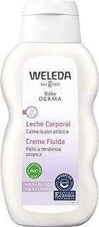 WELEDA Leche Corporal de Malva Blanca (1 x 200 ml) - 200 ml