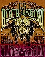 "GRANRODEO 5TH ANNIVERSARY LIVE AT BUDOKAN ""G5 ROCK★SHOW"" [Blu-ray]"