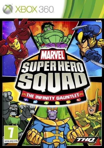 Marvel Super Hero Squad: The Infinity Gauntlet [Importación inglesa]
