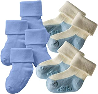 Babysoy Signature Soft Socks - Pack of Fours