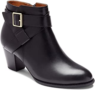 Women's Upright Trinity Ankle Boot - Ladies Boots with Concealed Orthotic Arch Support