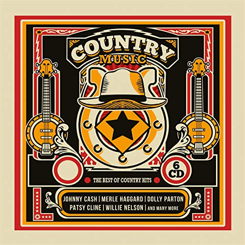 Country Music-the Best of Country Hits