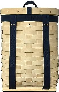 AuSable® Brand Trappers Hardwood Veneer Pack Basket 16