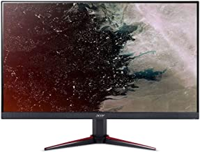 "Acer Nitro VG270 27"" Widescreen IPS Monitor, FHD 1920 x 1080 Screen, AMD FreeSync, 1ms Response Time, VGA & DisplayPort, H..."
