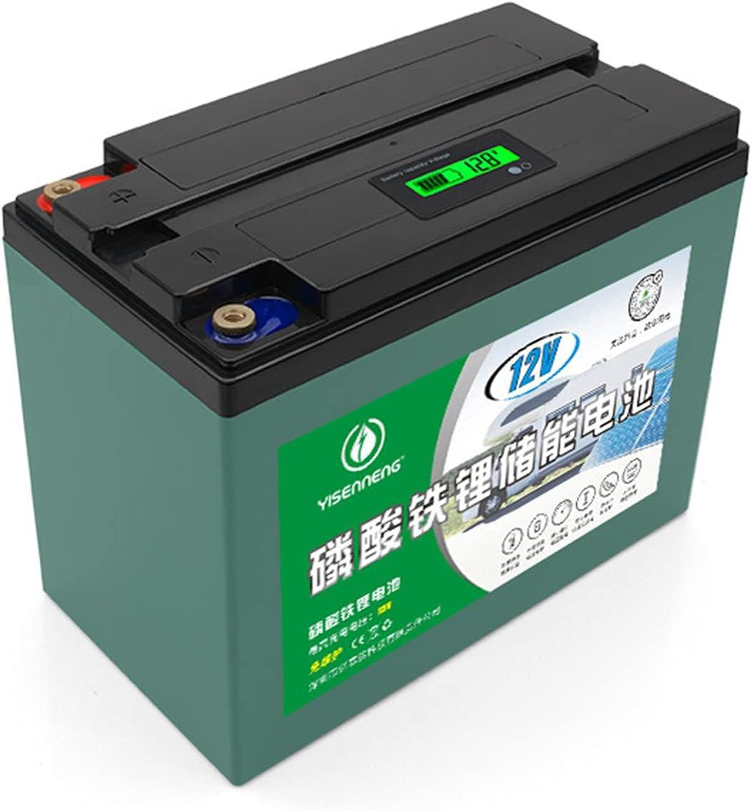 Solar Energy Gorgeous Storage Battery RV Rechargeable Philadelphia Mall 12V 42AH
