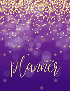2020-2021 Planner: Jan 2020 - Dec 2021 2 Year Daily Weekly Monthly Calendar Planner W/ To Do List Academic Schedule Agenda Logbook Or Student & ... ... Monthly) (2020 Planner Weekly and Monthly)