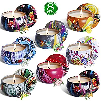 Howemon Scented Soy Candles