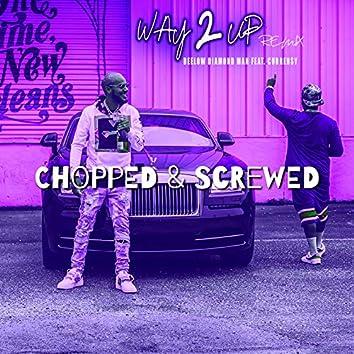 Way 2 up Remix (feat. Curren$y)