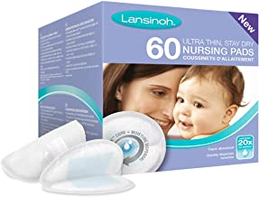 Lansinoh Disposable Nursing Pads (60 Piece Pack)