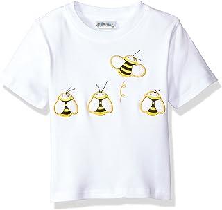 Kidorable Bee T Shirt, Yellow