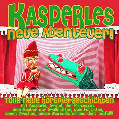 Kasperles neueste Abenteuer! Titelbild