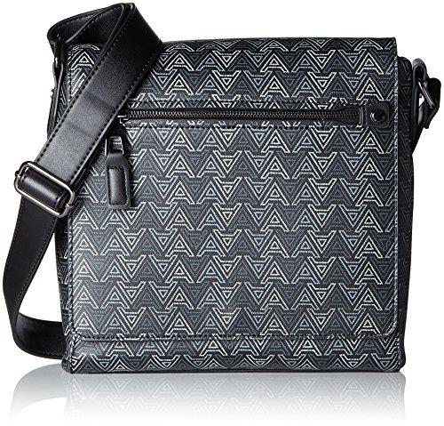 Aldo - Untermais, bolsa de negocios Hombre, Schwarz (Black), 8x26x27 cm (W x H D)