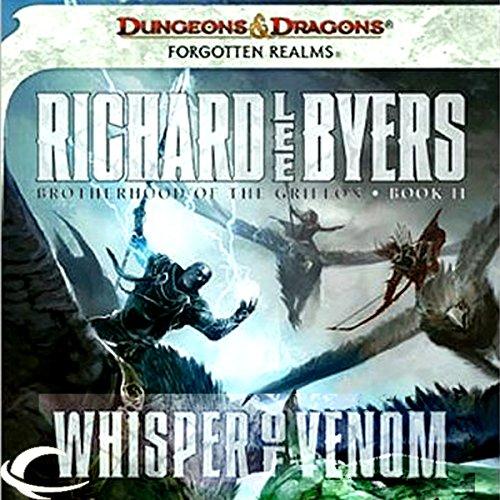 Whisper of Venom cover art