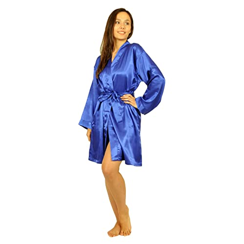 5685d0ff67 Up2date Fashion Women s Satin Charmeuse Robes