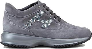 Hogan Scarpe da Donna Interactive Sneakers Sportive in Pelle