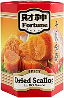 Fortune Fortune Dried Scallops in Spicy XO Sauce, 110g
