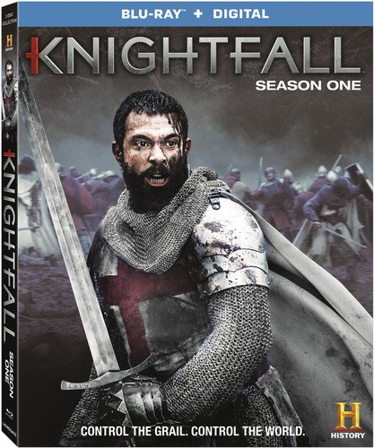 Knightfall: Season 1 [Edizione: Stati Uniti] [Italia] [Blu-ray]