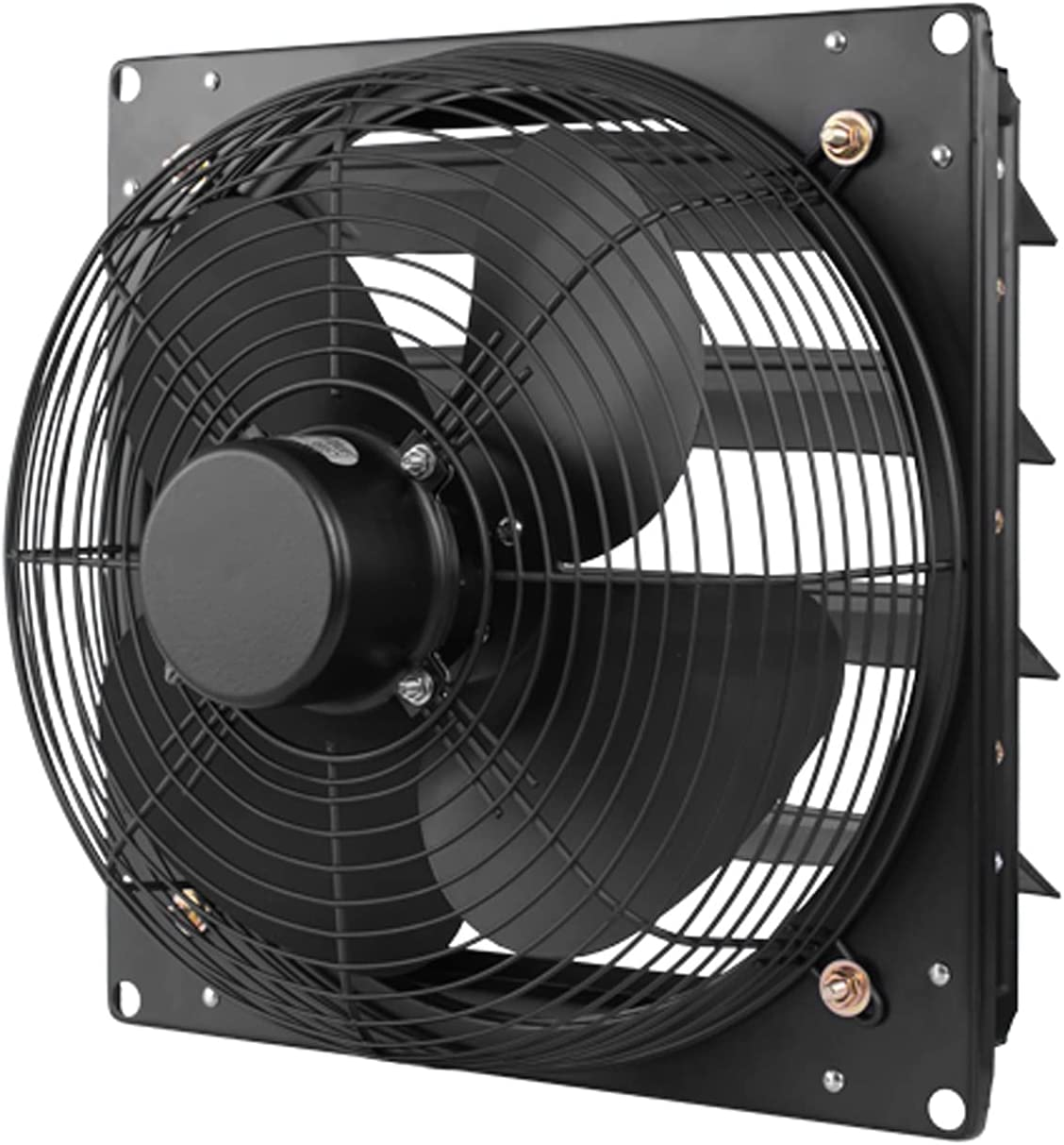 Ventilador extractor Ventilador de escape de la cocina Hogar Tipo de obturador de metal Ventilador de ventilación 10