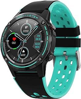 hwbq Smart Watch Fitness Tracking Actieve Tracker Stappenteller Slaap Monitor Calorieën 1.3-Inch Hd Kleurenscherm Waterdic...