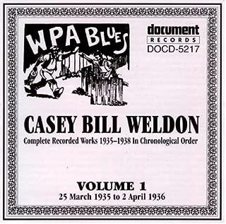 casey bill weldon flood water blues