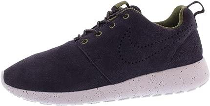 Nike Roshe Run Suede Purple Dynasty Women's Running Shoes Size 10