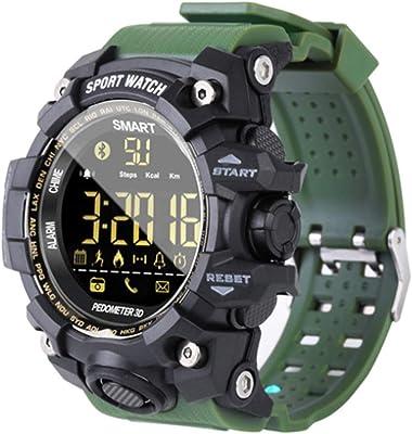Amazon.com: NO.1 F3 Sports Smartwatch Rotatable Dial 30m ...
