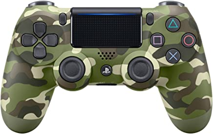Control Inalámbrico DualShock 4 - Green Camouflage - PlayStation 4 Standard Edition