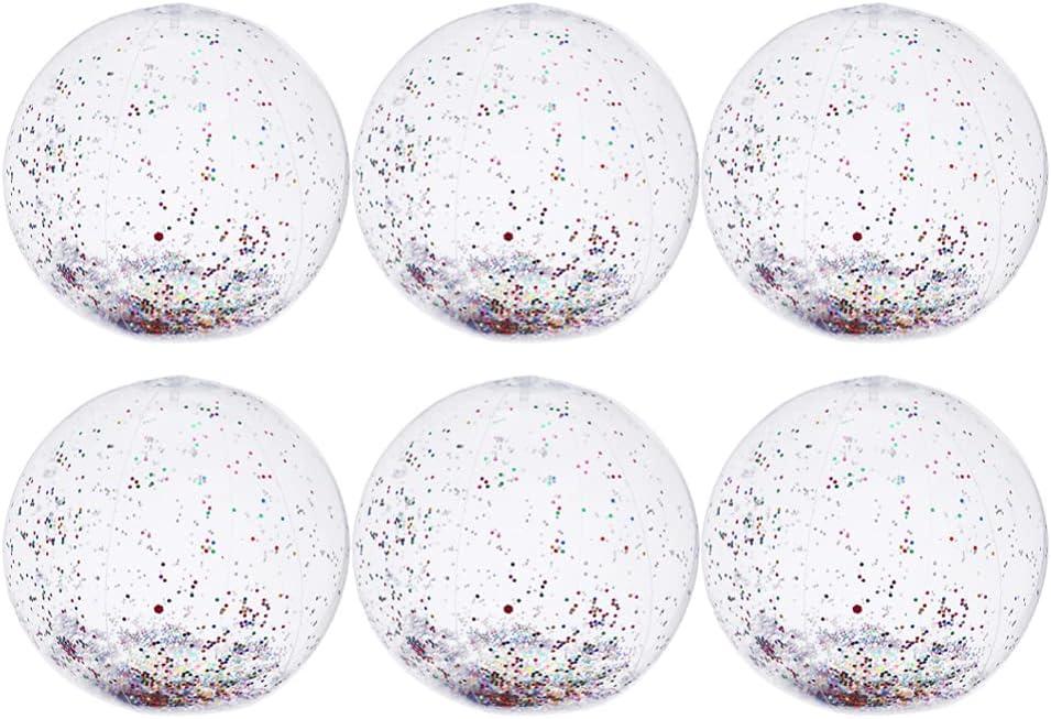 Balacoo Inflatable Beach Ball Sale Special Price Topics on TV Glitter Ba Sequin