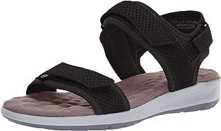 حذاء نسائي من Walking Cradles بلون أسود من الليكرا/غير لامع مقاس 8 M (B)