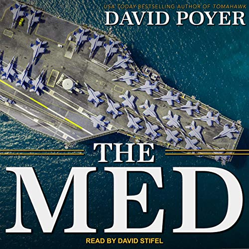 The Med audiobook cover art