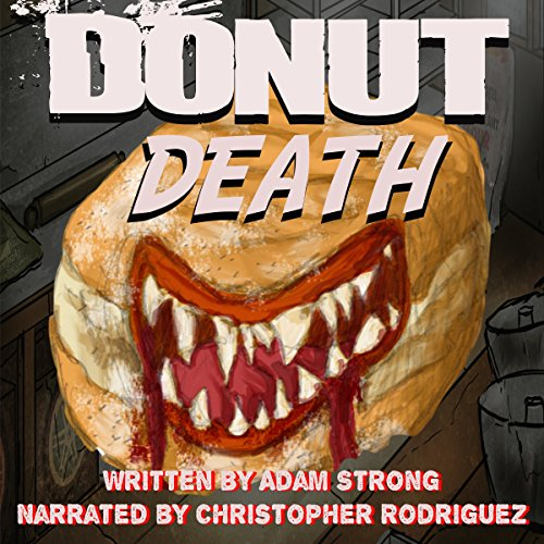 Donut Death audiobook cover art