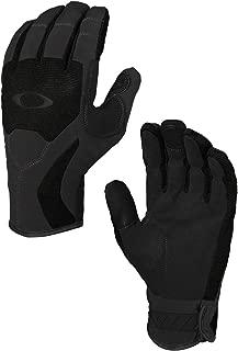 Oakley Mens Centerfire Tactical Glove, Jet Black, X-Large