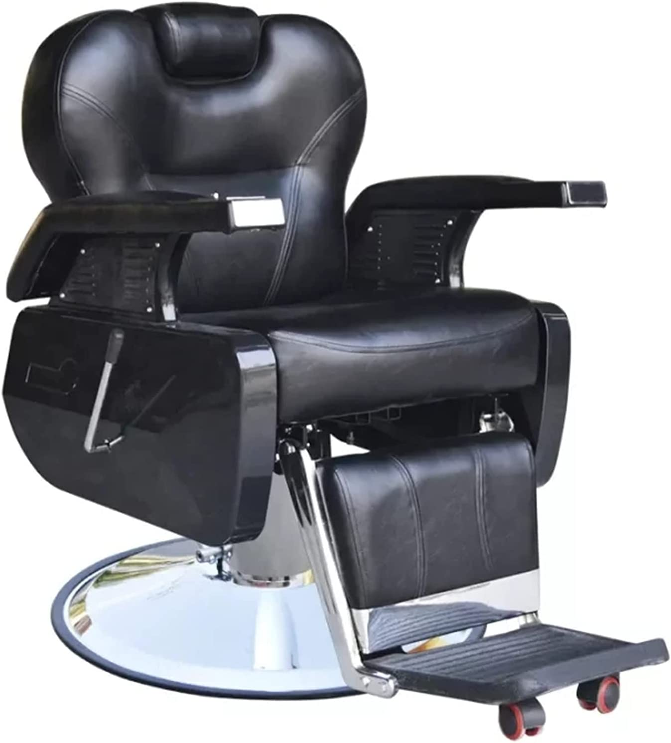 Artist's Hand Multifunctional Reclining Barber Hydraulic Year-end gift Chair S All items in the store
