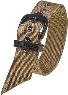Bertucci DX3 #27 Khaki Nylon Watch Band Fits A-2T, A-3T, B-1T, D-1T, G-1T, A-2S