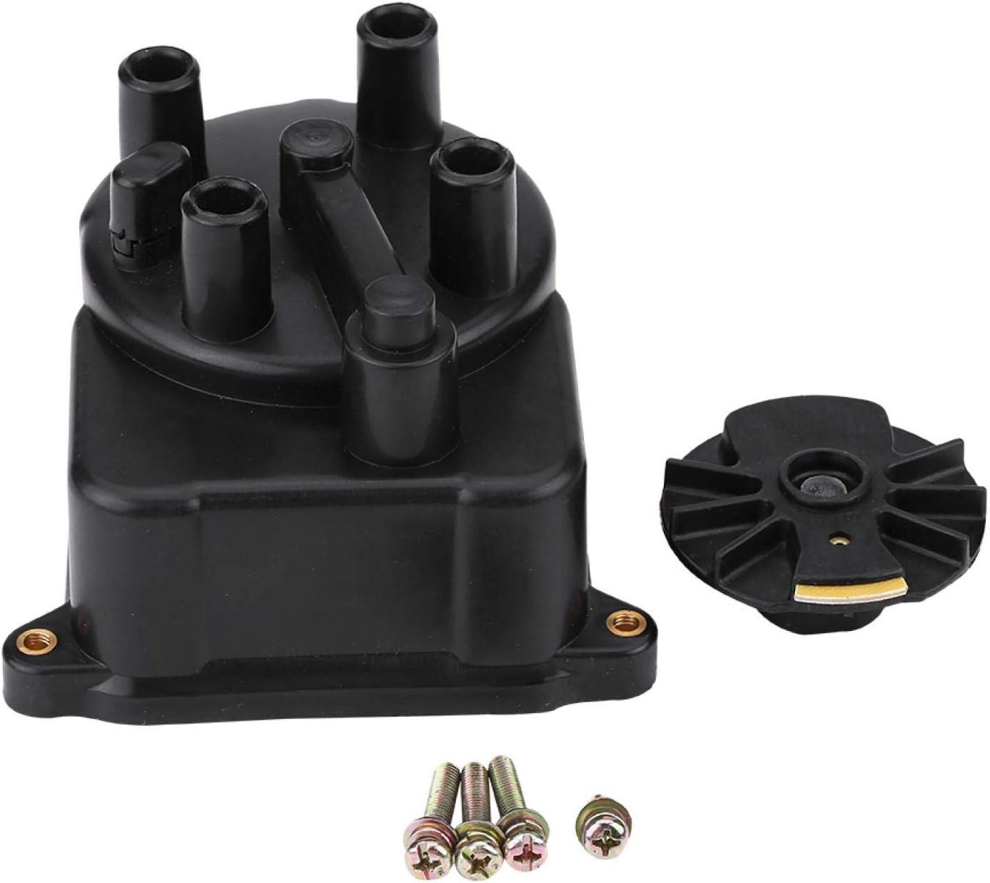 Ignition System Distributor Kit, Car Auto Distributor Cap  Dist