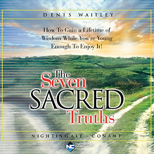 The Seven Sacred Truths audiobook cover art