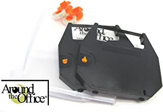 Around The Office Compatible NAKAJIMA Typewriter Ribbon & Correction Tape for NAKAJIMA WPT-150.This Package Includes 2 Typewriter Ribbons and 2 Lift Off Tapes