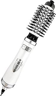 Cepillo soplador para secado, cepillo para el pelo, Volumizer Styler Cepillo de peluquería fácil deslizamiento, cepillo de secador iónico con rotación automática