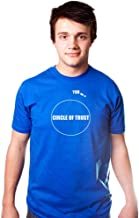 Circle Of Trust T-Shirt Funny Adult Mens Cotton Tee Sizes S-5XL