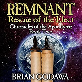 Remnant: Rescue of the Elect audiobook cover art