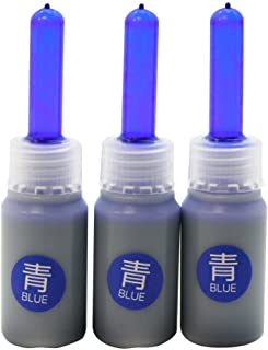 シヤチハタ 乾きまペン 補充インキ 青 KR-NDアオ 00000724【まとめ買い10個セット】