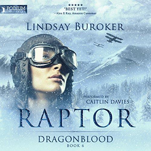 Raptor cover art