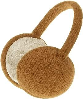 Unisex Classic Knit Earmuffs Foldable Ear Muffs Winter Accessory Outdoor EarMuffs