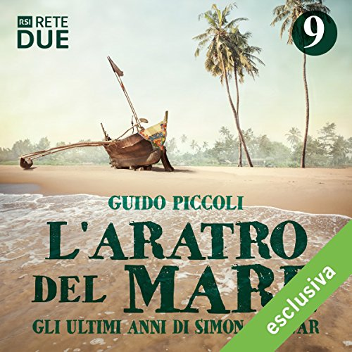 L'aratro del mare 9 audiobook cover art