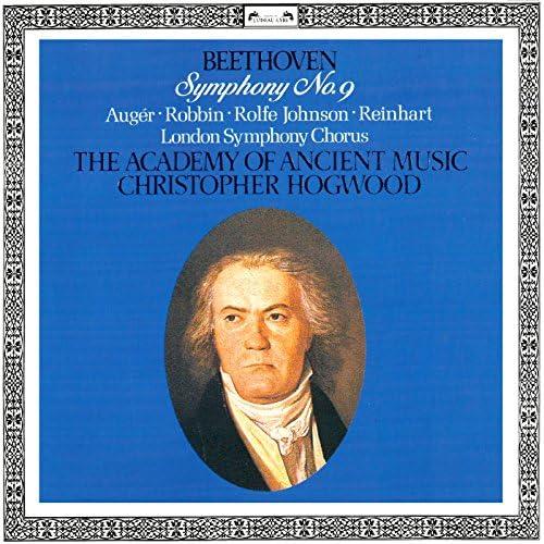 Christopher Hogwood, Arleen Augér, Catherine Robbin, Anthony Rolfe Johnson, Gregory Reinhart, London Symphony Chorus & The Academy of Ancient Music