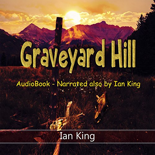 Graveyard Hill audiobook cover art