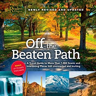 Off the Beaten Path: A Travel Guide to More Than 1000 Scenic and Interesting Places Still Uncrowded and Inviting (0762107944) | Amazon price tracker / tracking, Amazon price history charts, Amazon price watches, Amazon price drop alerts